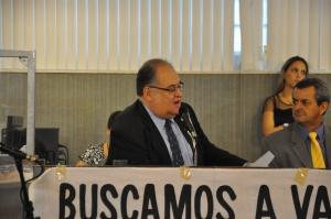 Roberto Andrade requer audiência pública em Viçosa para debater segurança nos municípios da região