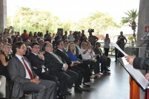 Roberto Andrade participa da solenidade de inauguração da Comissão de Proteção dos Animais da ALMG