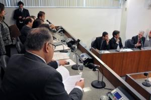Roberto Andrade participou da reunião que aprovou o abono para servidores da saúde