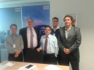 Deputado Roberto Andrade consegue audiência entre secretário de saúde e autoridades viçosenses