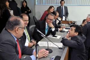 Roberto Andrade participou ativamente da tramitação dos dois projetos nas comissões da Casa