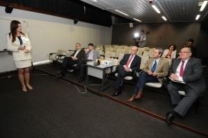 Roberto Andrade disse que o relatório da visita será repassado ao Executivo e subsidiará novas ações do Parlamento mineiro (Foto: ALMG)