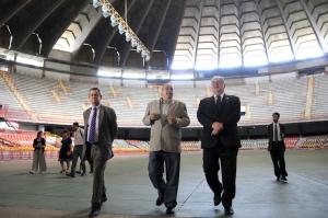 Para Roberto Andrade, o Estado precisa agir de forma mais contundente para promover o turismo de eventos