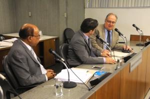 Roberto Andrade pede  mais iniciativas a crianças e adolescentes nas diversas áreas.