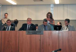 Fábio de Avelar (deputado estadual PTdoB/MG), Roberto Andrade (deputado estadual PTN/MG), Antônio Carlos Arantes (deputado estadual PSDB/MG), Felipe Attiê (deputado estadual PP/MG).