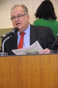 Roberto Andrade também se comprometeu a apoiar os organizadores de festas