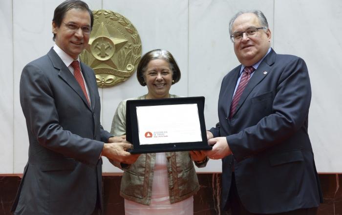Reunião Especial - homenagem à Universidade Federal de Viçosa