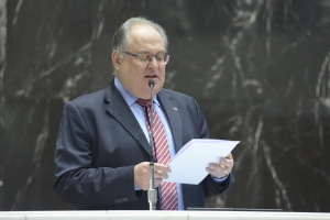 Para Roberto Andrade, moradores do Paraguai não recebem o devido apoio do Poder Público