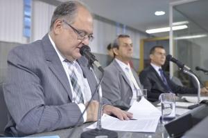 A comissão também aprovou requerimento de debate sobre a inserção e a atuação profissional do técnico agrícola no Estado