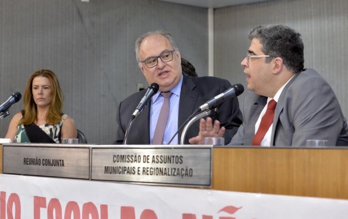 Reunião Conjunta - Comissões de Desenvolvimento Econômico e Assuntos Municipais